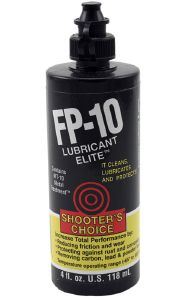 Lubrifiant FP-10 Shooter's Choice Elite - 118 ml