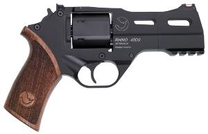 Revolver RHINO 40 DS Black 4""
