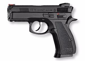 Pistolet CZ 75 COMPACT SHADOW LINE