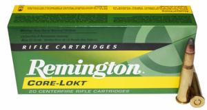 Munitions Remington 30/30 W