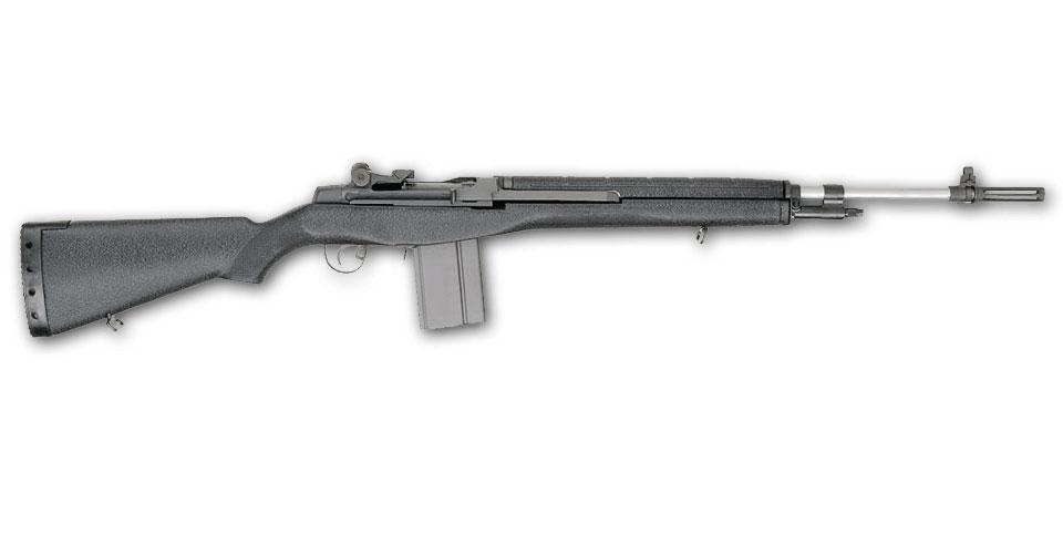 Springfield Armory M1A LOADED Composite Noir et canon Inox - Cliquer pour agrandir