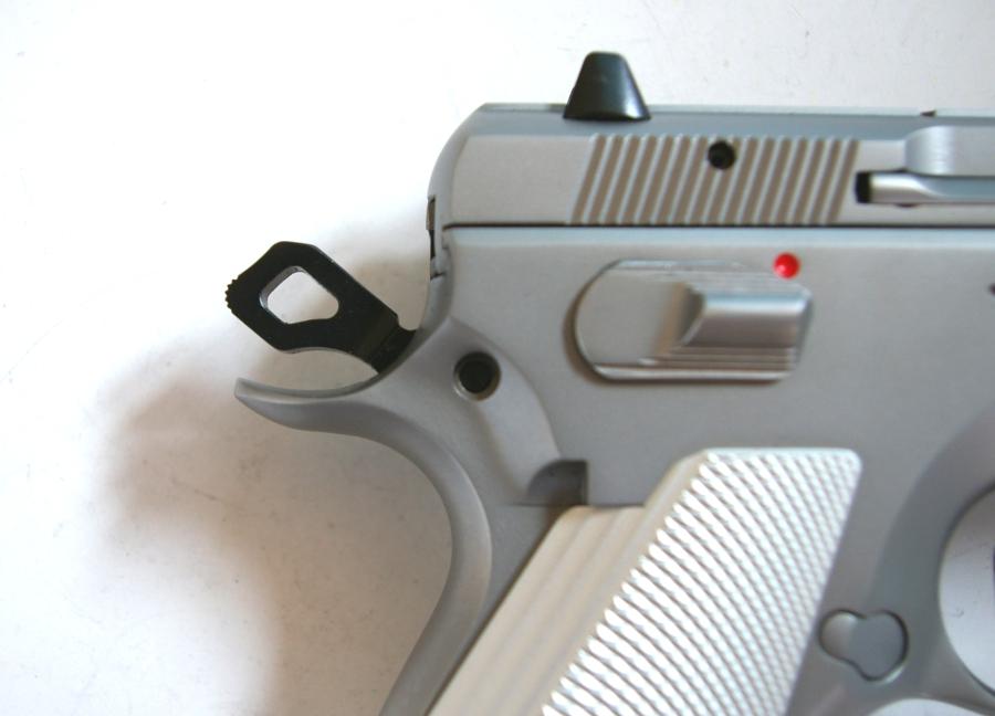 CZ 75 Standard Inox Grade 1er - Cliquer pour agrandir