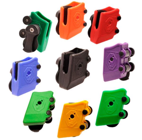 Porte-chargeurs couleurs JRH - Cliquer pour agrandir