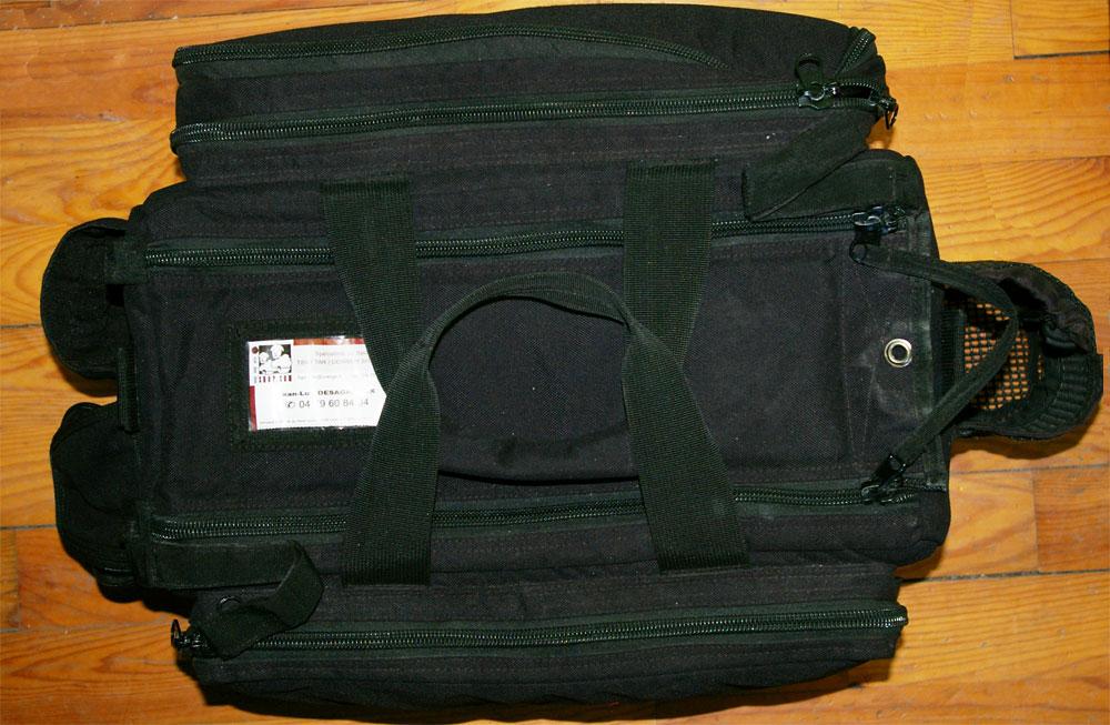 Sac de Transport - JR Rangebag - Cliquez pour agrandir