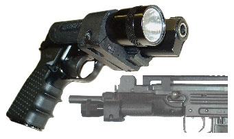 Support lampe torche RDIH - Cliquer pour agrandir