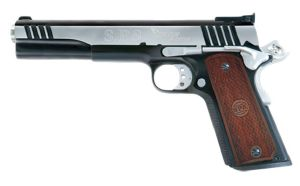 "Pistolet SPS FALCON MASTER 6"" Black Chrome"
