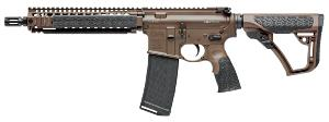 Carabine DANIEL DEFENSE MK18 Brown 10.3 '' Mil Spec