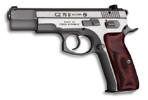 Pistolet CZ 75 B NEW EDITION - PROMOTION