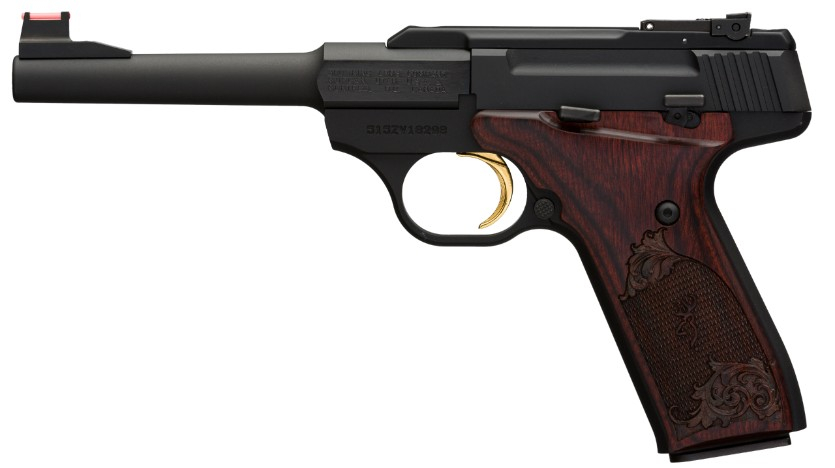 Pistolet BROWNING BUCK MARK Challenge Rosewood - Cliquer pour agrandir