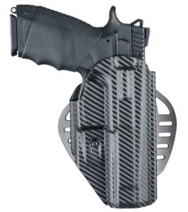 Holster HOGUE ARS STAGE 1 CF WEAVE 52879 pour pistolet CZ P-09