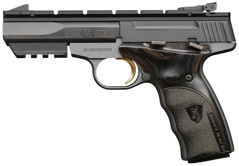Pistolet BROWNING BUCK MARK Black Label - Cliquer pour agradnir