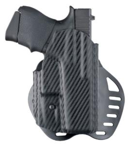 Holster HOGUE ARS STAGE 1 CF WEAVE 52841 pour pistolet Glock 43