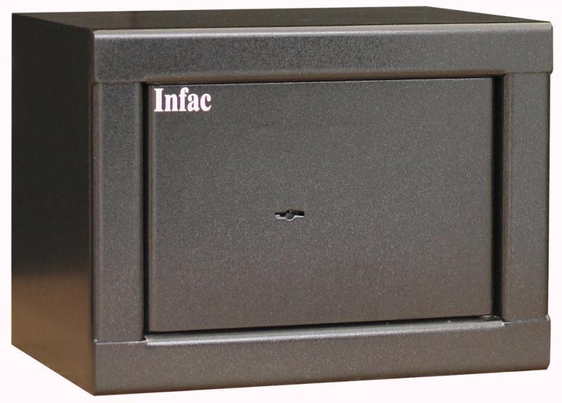 Le Coffre Fort Infac SC2 Permet De Ranger Des Armes De Poings Et/ou Des  Documents Et Objets De Valeur. CARACTERISTIQUES TECHNIQUES :
