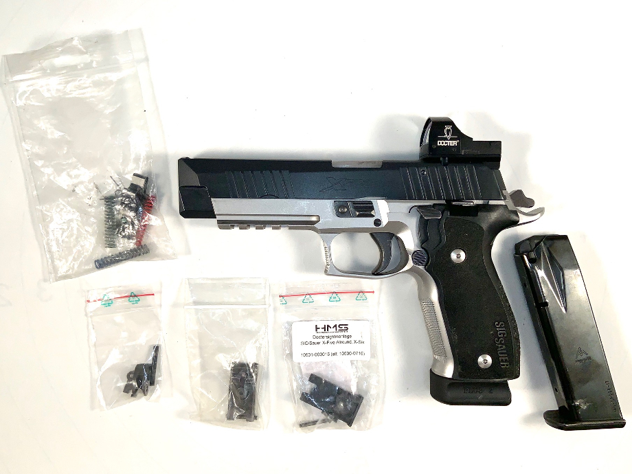 Pistolet SIG SAUER P226 XFIVE All Round (arme occasion)