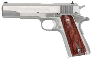 Pistolet COLT SERIE 70 GOVERNMENT INOX