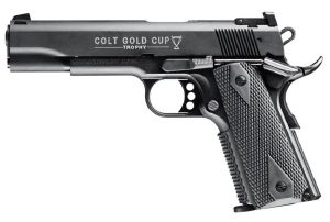 "Pistolet Colt 1911 WALTHER  ""Gold Cup"""