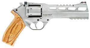 Revolver RHINO 60 DS  Chrome 6""