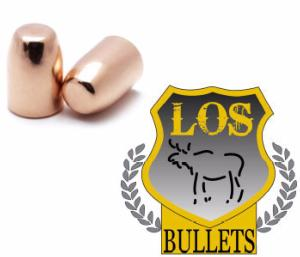 Balles LOS    38 / 357 -  158 gr RNFP 358 - COPPER PLATED