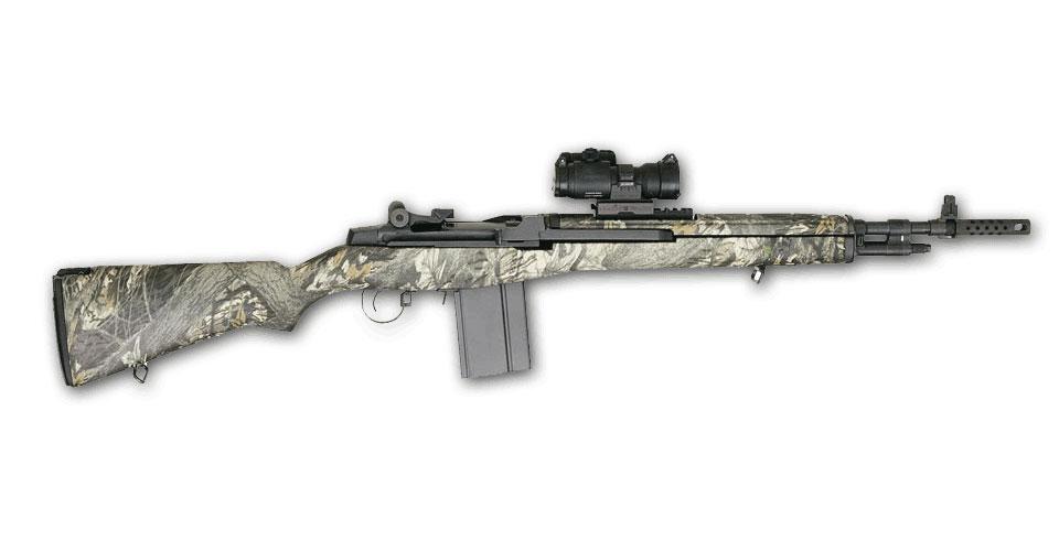 Springfield Armory M1A SCOUT SQUAD Mossy Oak - Cliquer pour agrandir