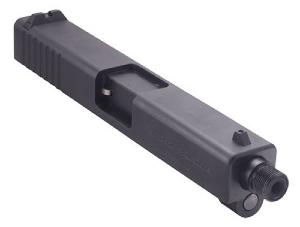 Conversion Tactical Solutions  TSG-22 avec canon fileté pour GLOCK 19, 23, 32, 38