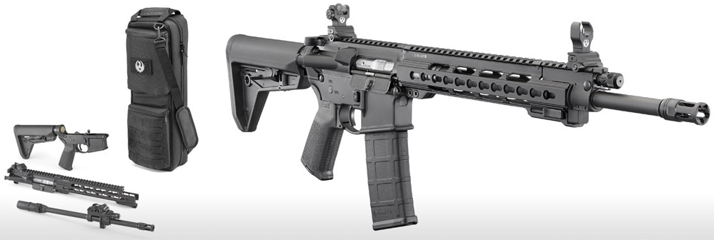 Carabine RUGER SR556 Take Down - Cliquer pour agrazndir