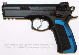 Pistolet CZ Shadow Prod Custom TLGS