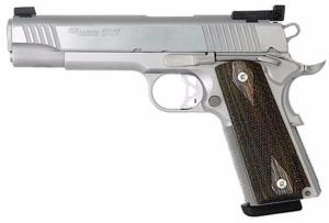 Pistolet Sig Sauer 1911 TRADITIONAL MATCH ELITE STAINLESS
