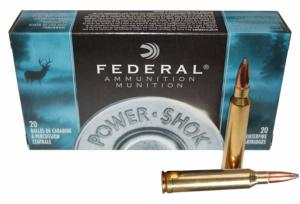 Munitions Federal 7 mm REM MAG