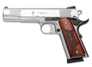 "Pistolet Smith & Wesson SW1911 ""E"" Series"