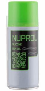 Spray NUPROL Silicone Gun Oil Airsoft- 180 ml