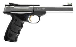 Pistolet BROWNING BUCK MARK Plus UDX Stainless
