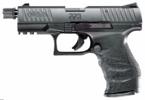 Pistolet WALTHER PPQ M2 22 - SD