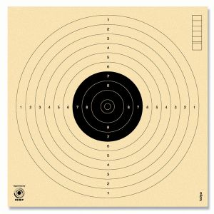 Cible Pistolet 10 m Air