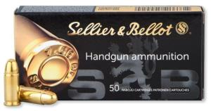 Munitions Sellier Bellot 32 ACP FMJ (7,65)