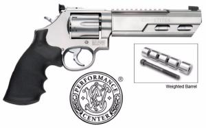 "Revolver Smith & Wesson 686 Competitor 6"" (170319)"