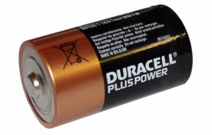 Pile LR20 Plus Power Duracell
