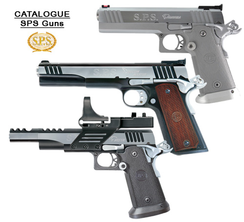 Catalogue en ligne - SPS GUNS