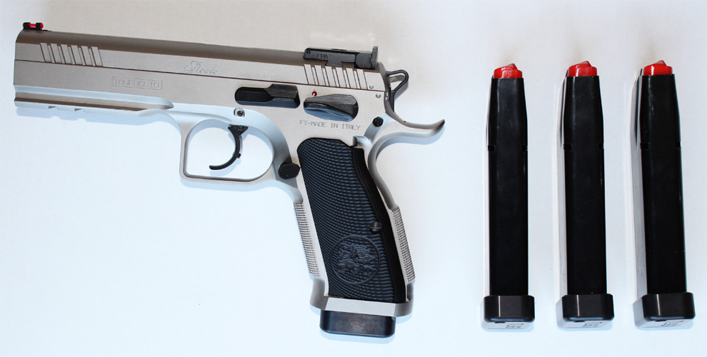eaa witness stock 3 or modified glock 20 pics the