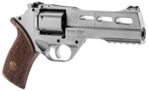 Revolver RHINO 50 DS Chrome 5""