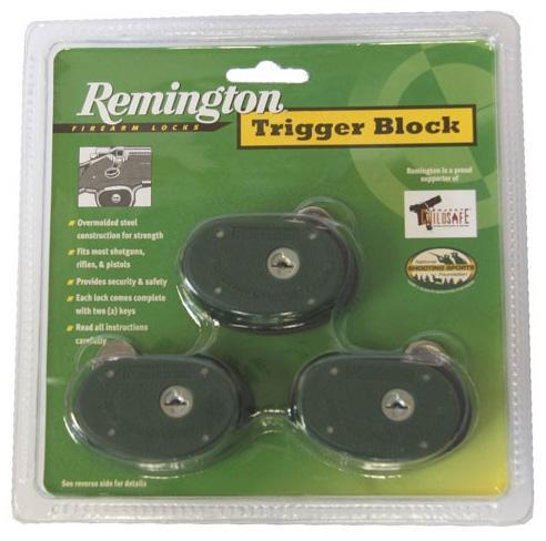 Verrou de Pontet à clef Remington