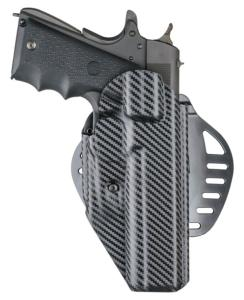 Holster HOGUE ARS STAGE 1 CF WEAVE 52845 pour pistolet 1911 Government - PROMOTION