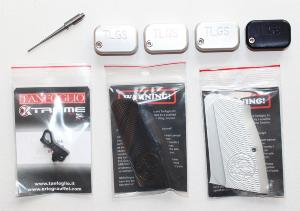 PACK CUSTOM 02 PRODUCTION - Tanfoglio Stock II et III