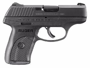 Pistolet RUGER LC9 S