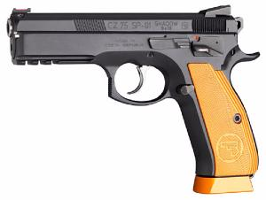 Pistolet CZ 75 SP01 SHADOW ORANGE