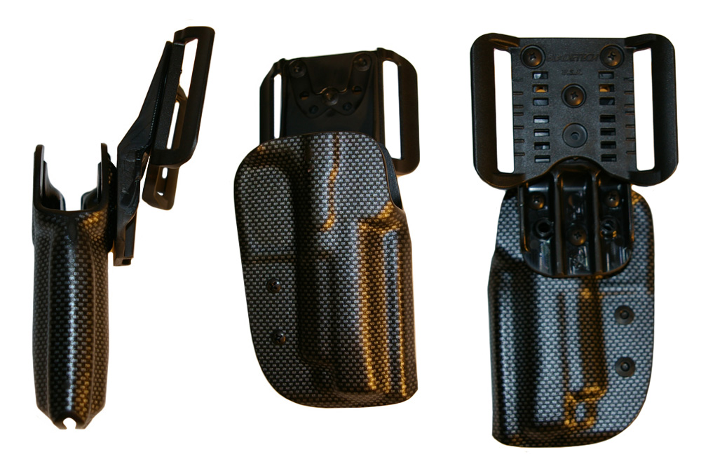 Holster Bladetech - Finition Carbon