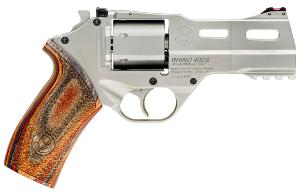 Revolver RHINO 40 DS Chrome 4""