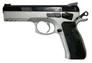 "Pistolet CZ 75 SP01 SHADOW ""Bicolore"" Duotone"