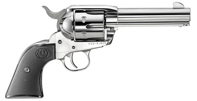 Revolver Vaquero inox 4,62 pouces - Cliquez pour agrandir