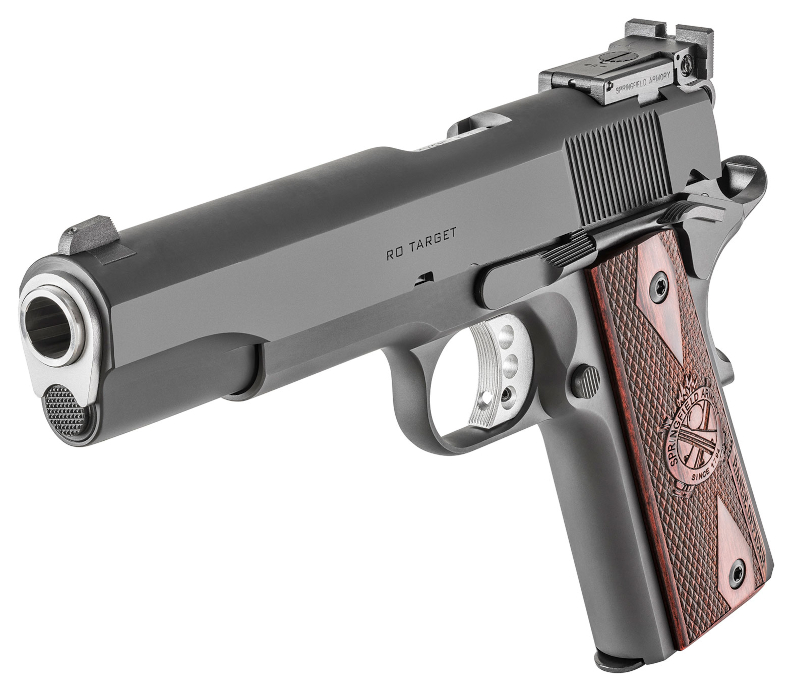 Pistolet SPRINGFIELD ARMORY 1911 RANGE OFFICER TARGET - Bronzé