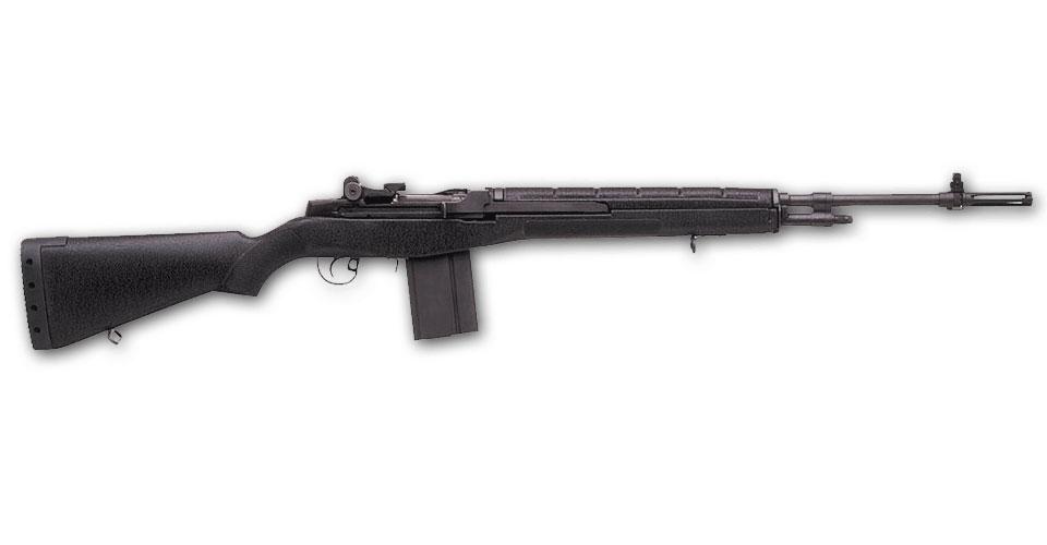 Springfield Armory M1A LOADED Composite Noir et canon Carbon - Cliquer pour agrandir